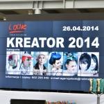 LOOK 2014 - konkurs KREATOR